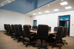 Faux-plafond réunion